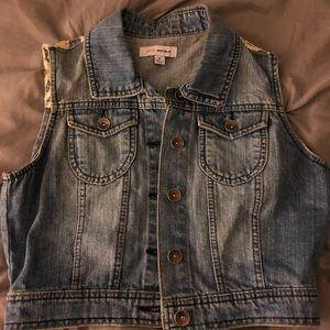 Jackets & Blazers - Cropped vest